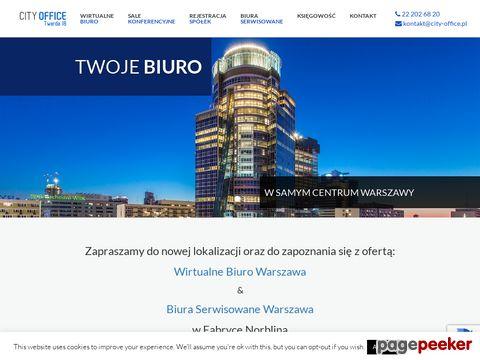 City-office.pl - wirtualne biuro Warszawa