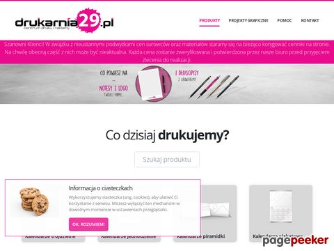 drukarnia29.pl - Reklama Opole