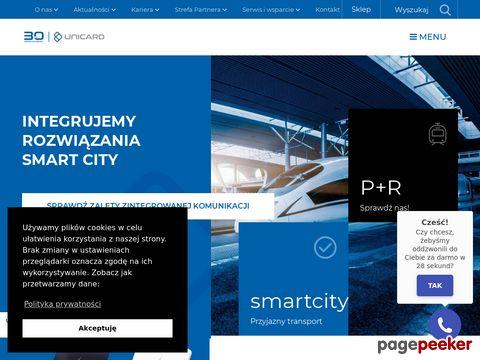 unicard.pl - Ewidencja czasu pracy