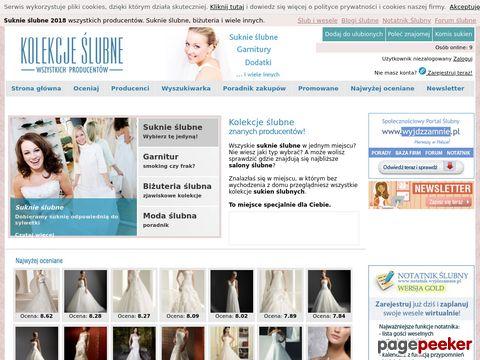 Wszystkie suknie ślubne