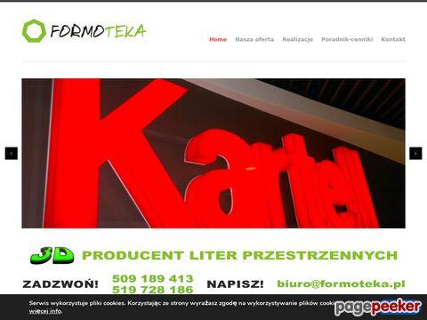 Reklama wizualna Warszawa