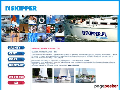 Agencja Żeglarska Skipper