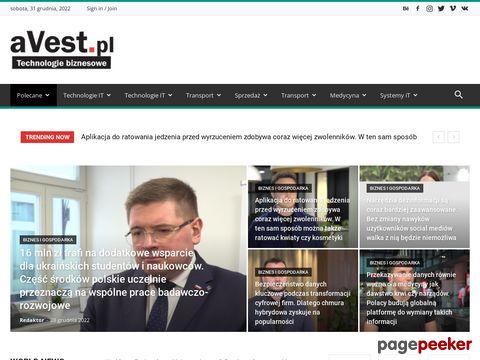 AVEST - oferty nieruchomości z Polski i zagranicy