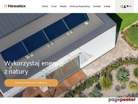 Solary – zestawy solarne Hewalex