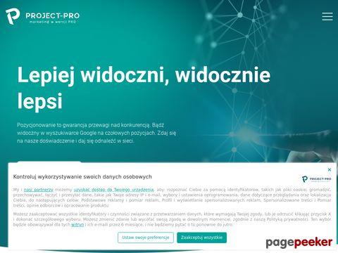 Projektowanie stron www Rzeszów